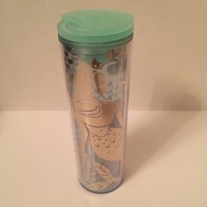 Starbucks Siren Mermaid Tumbler